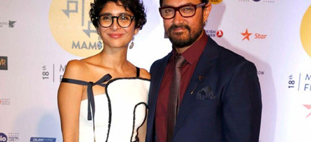 Actor Aamir Khan Divorce