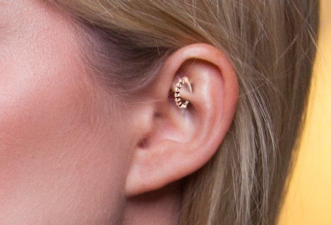 Types of piercings